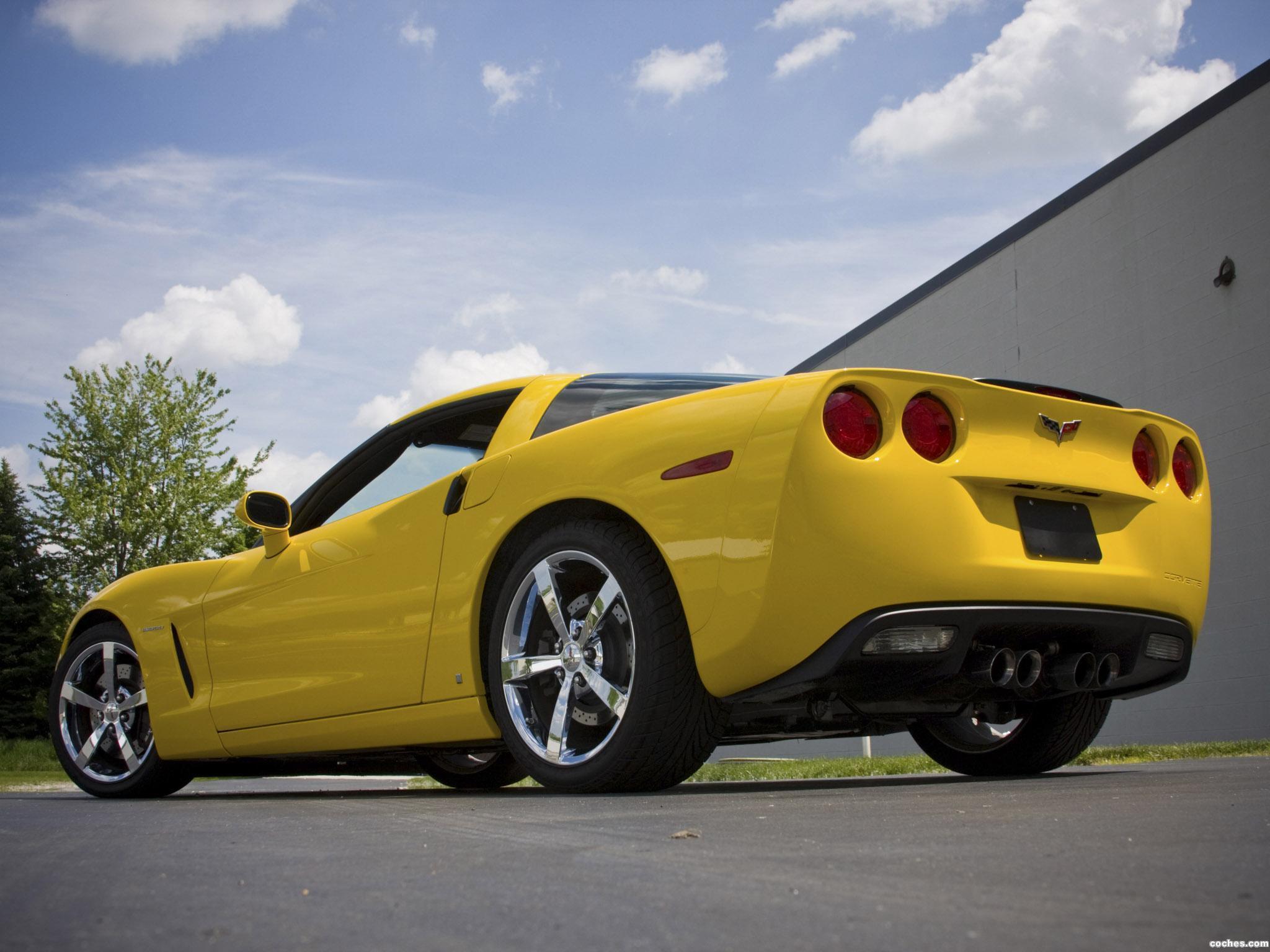Foto 3 de Lingenfelter Chevrolet Corvette C6 670 cv Supercharged LS3 2008