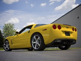 Ver foto 4 de Lingenfelter Chevrolet Corvette C6 670 cv Supercharged LS3 2008