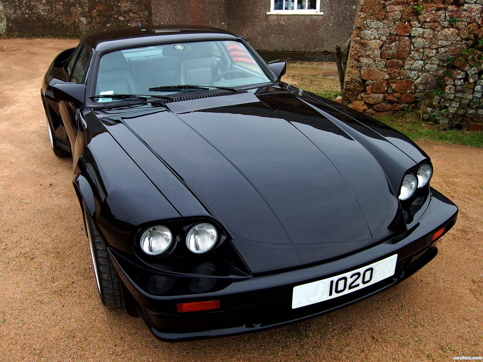 Foto 0 de Jaguar Lister LeMans 1988