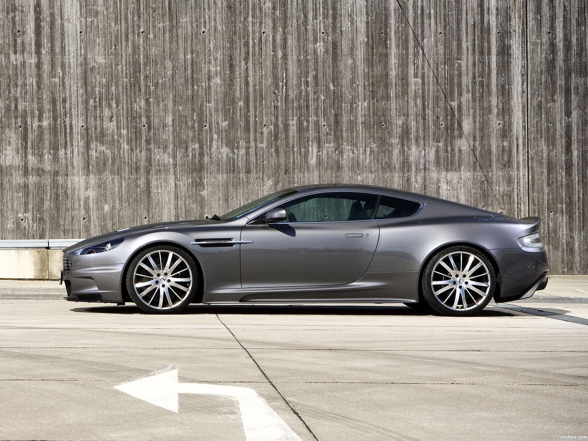 Foto 7 de Loder1899 Aston Martin DBS 2009