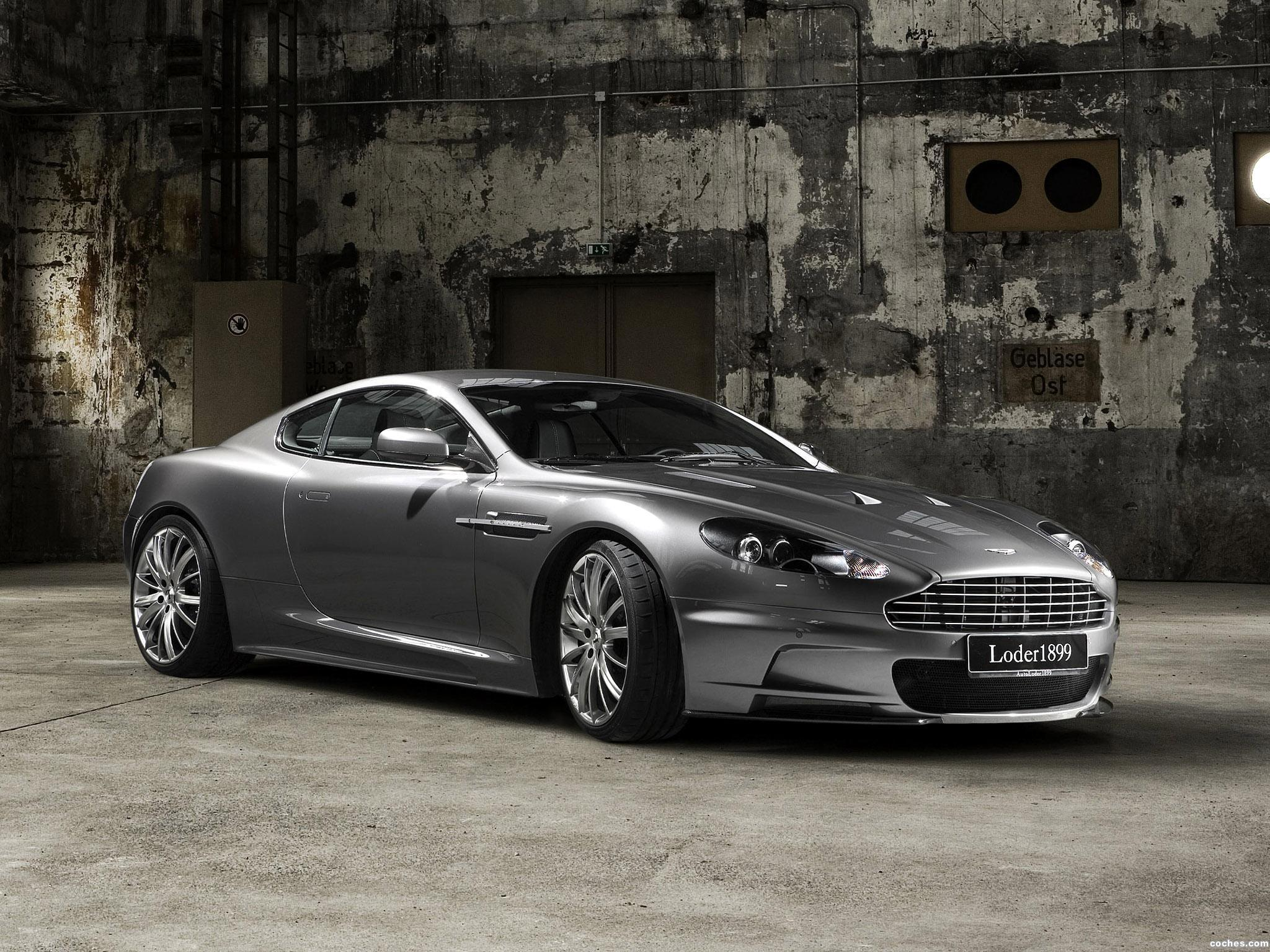 Foto 0 de Loder1899 Aston Martin DBS 2009