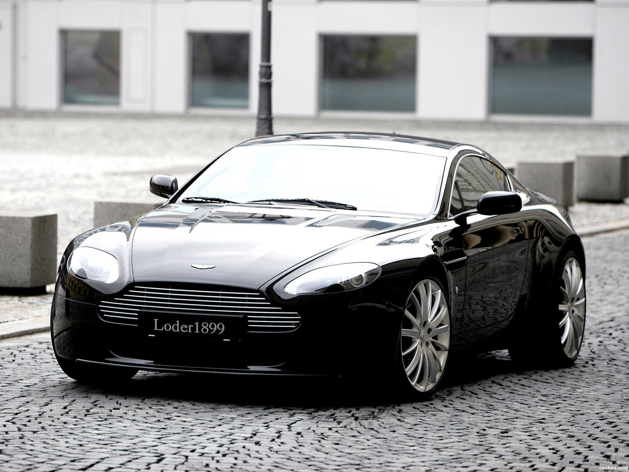 Foto 0 de Loder1899 Aston Martin V8 Vantage 2007