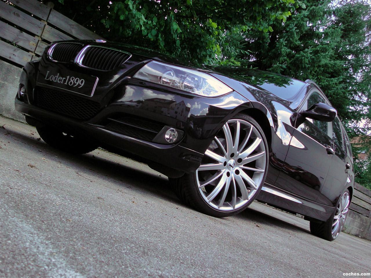 Foto 0 de BMW Loder1899 Serie 3 Touring E91 2009
