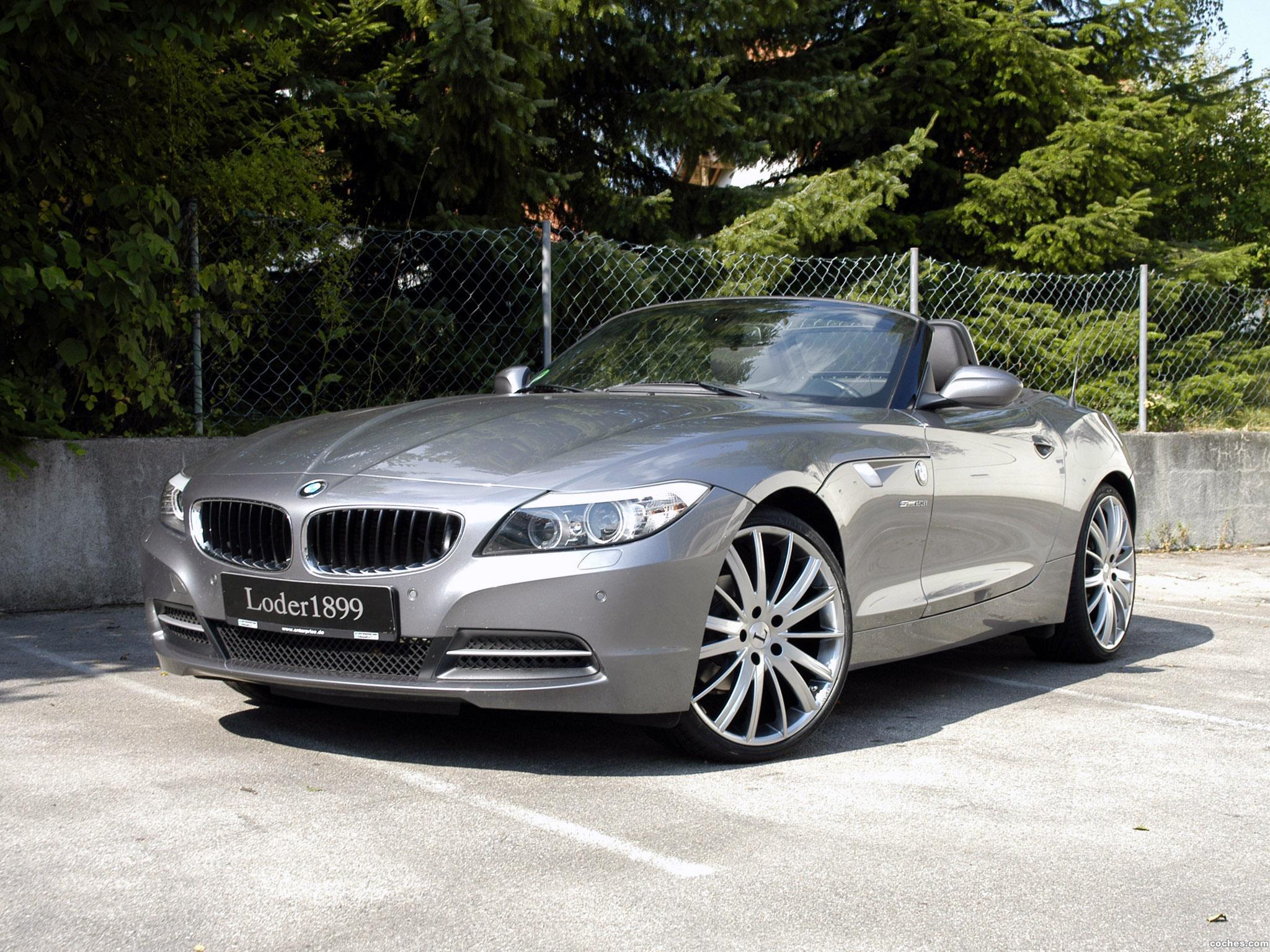 Foto 0 de Loder1899 BMW Z4 Roadster E89 2010