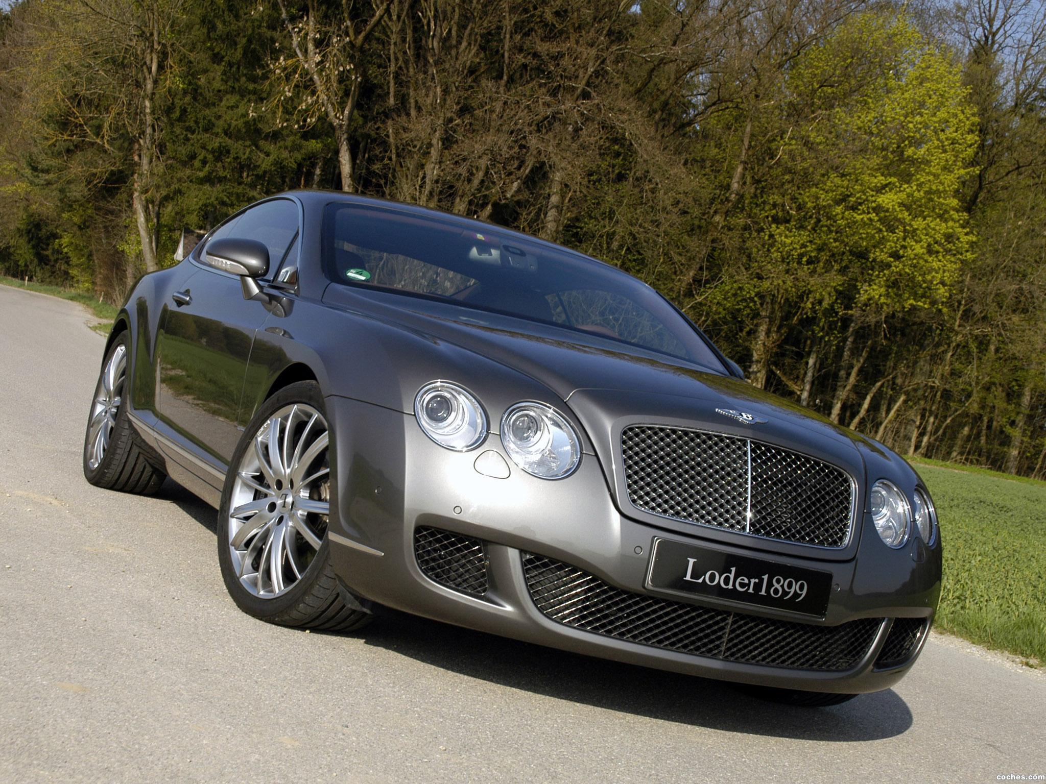 Foto 0 de Loder1899 Bentley Continental GT 2009