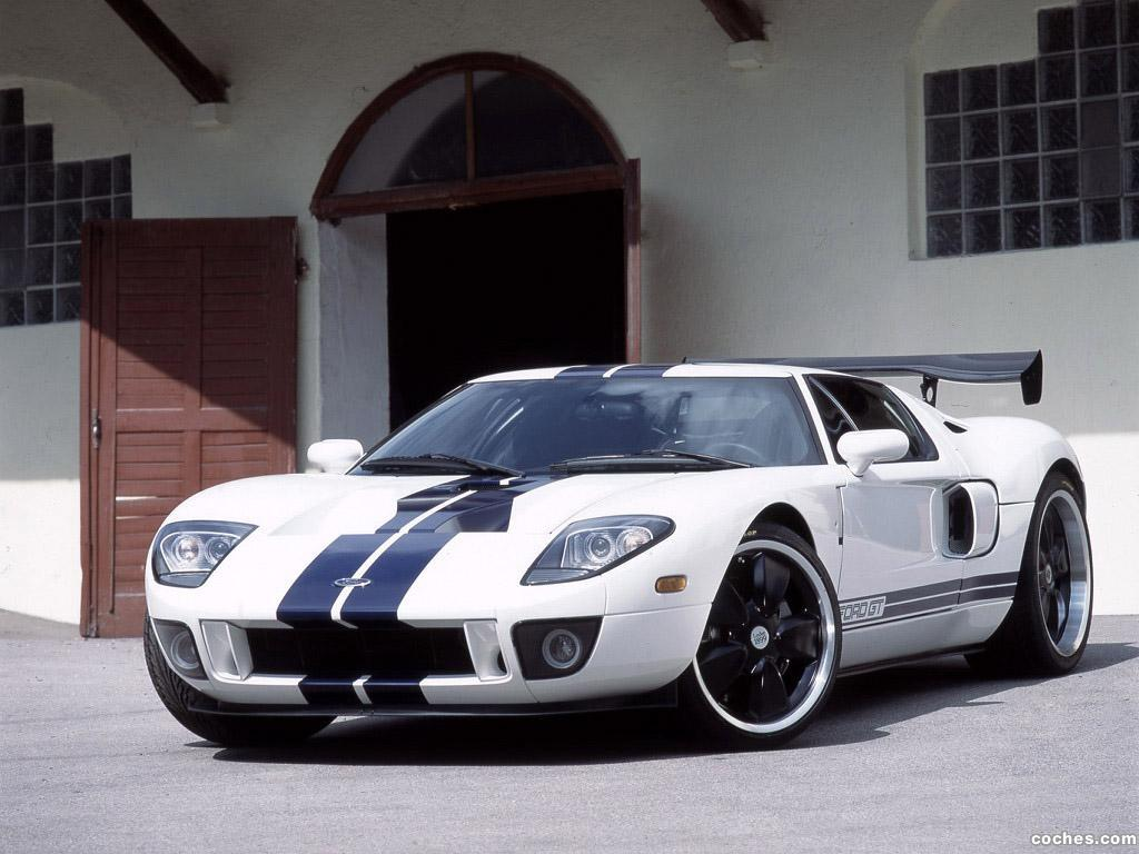 Foto 0 de Ford Loder1899 GT 2006