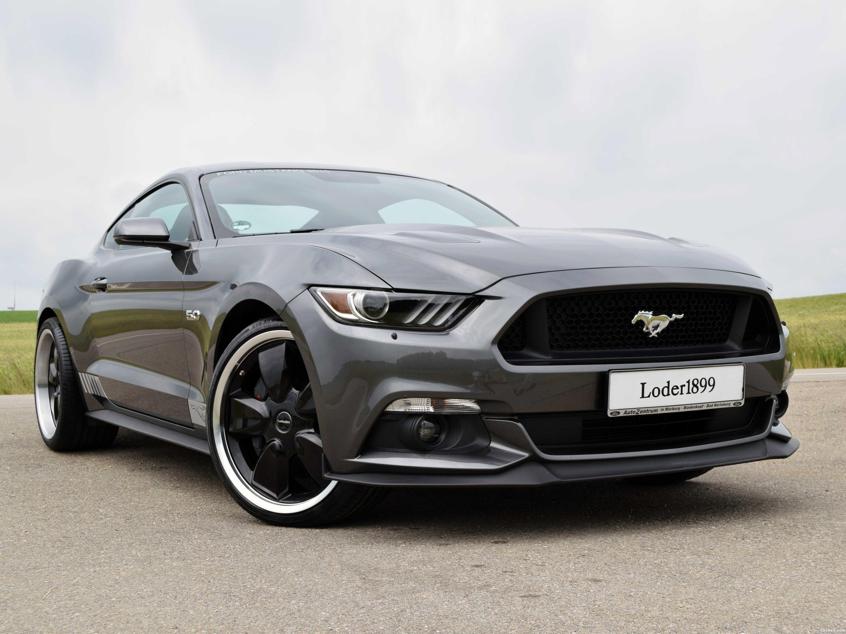 Foto 0 de Loder1899 Ford Mustang 2015