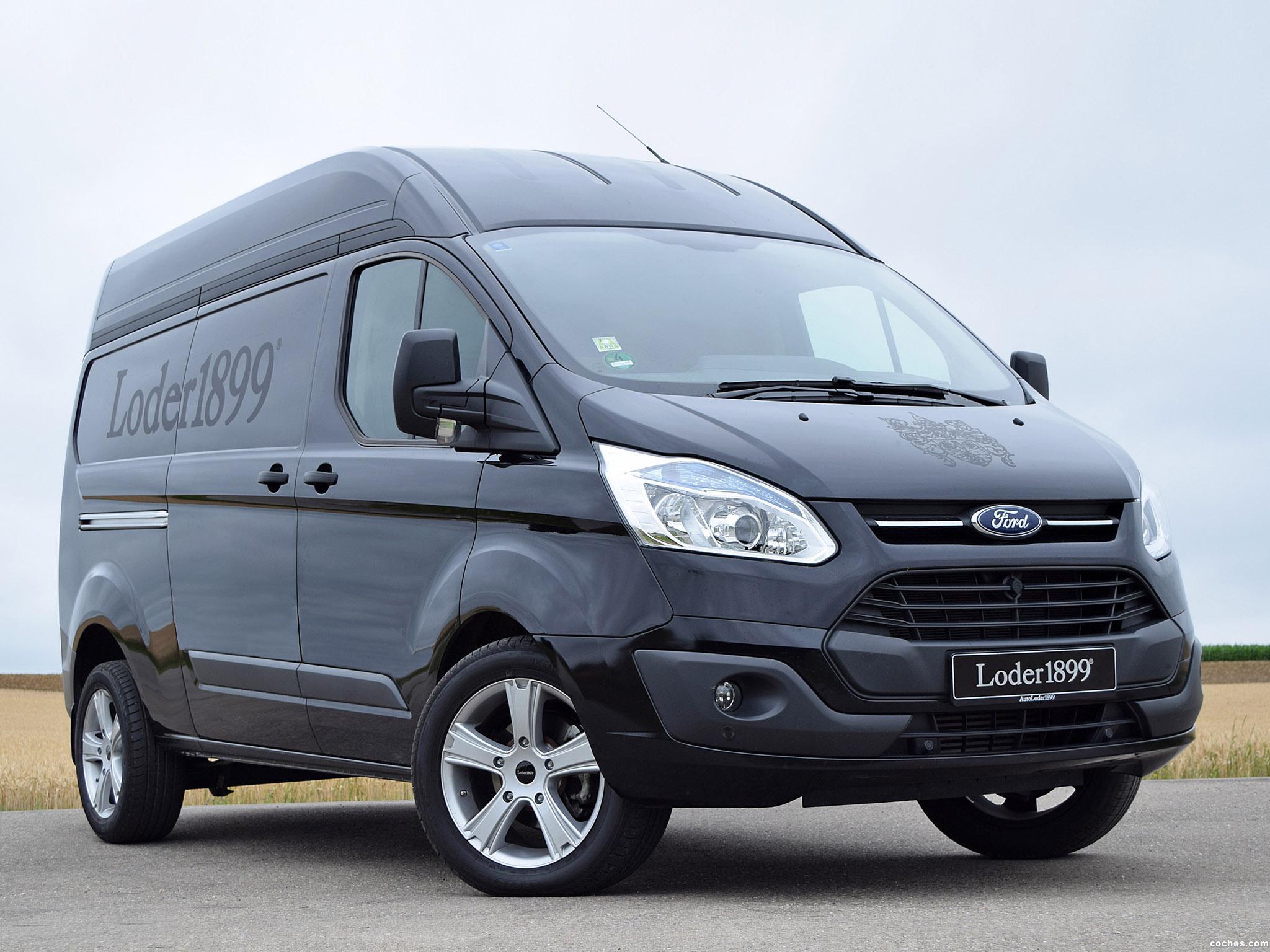 Foto 0 de Loder1899 Ford Transit Custom 2014