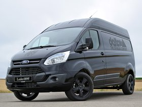 Ver foto 2 de Loder1899 Ford Transit Custom 2014