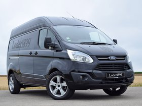 Ver foto 1 de Loder1899 Ford Transit Custom 2014