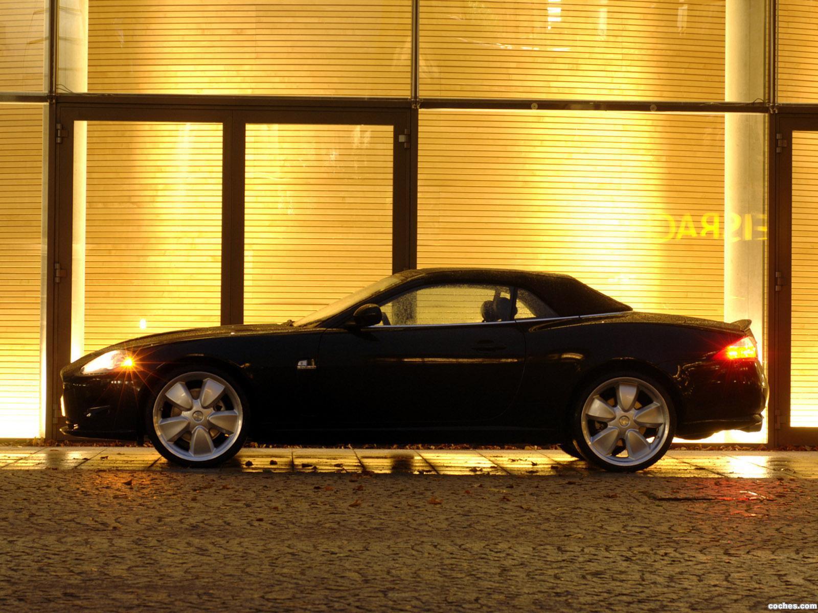 Foto 1 de Loder1899 Jaguar XK Convertible 2008