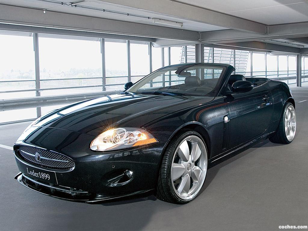 Foto 0 de Loder1899 Jaguar XK Convertible 2008