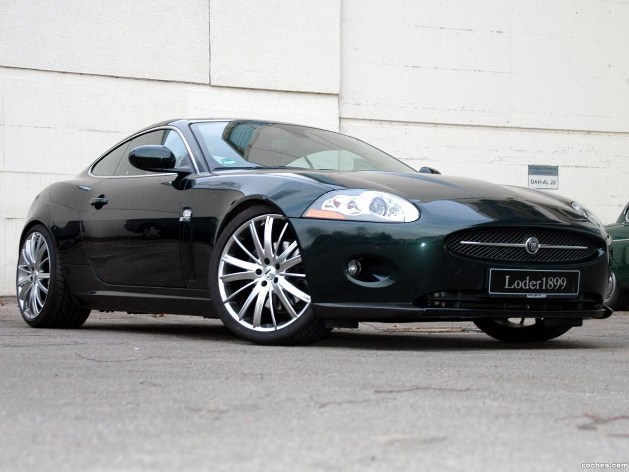 Foto 0 de Loder1899 Jaguar XK Coupe 2008