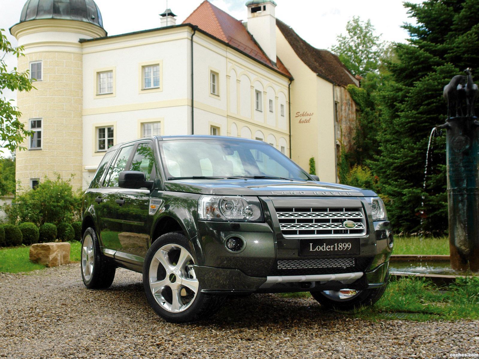 Foto 0 de Loder1899 Land Rover Freelander 2007