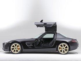 Ver foto 2 de Lorinser Mercedes SLS AMG RSK8 2011