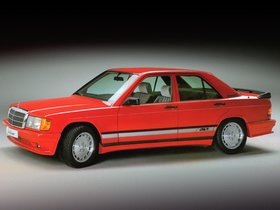 Ver foto 2 de Mercedes 190 E by Lorinser (W201) 1982