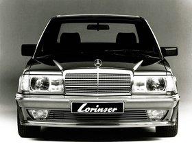 Ver foto 1 de Mercedes 190 E by Lorinser (W201) 1982