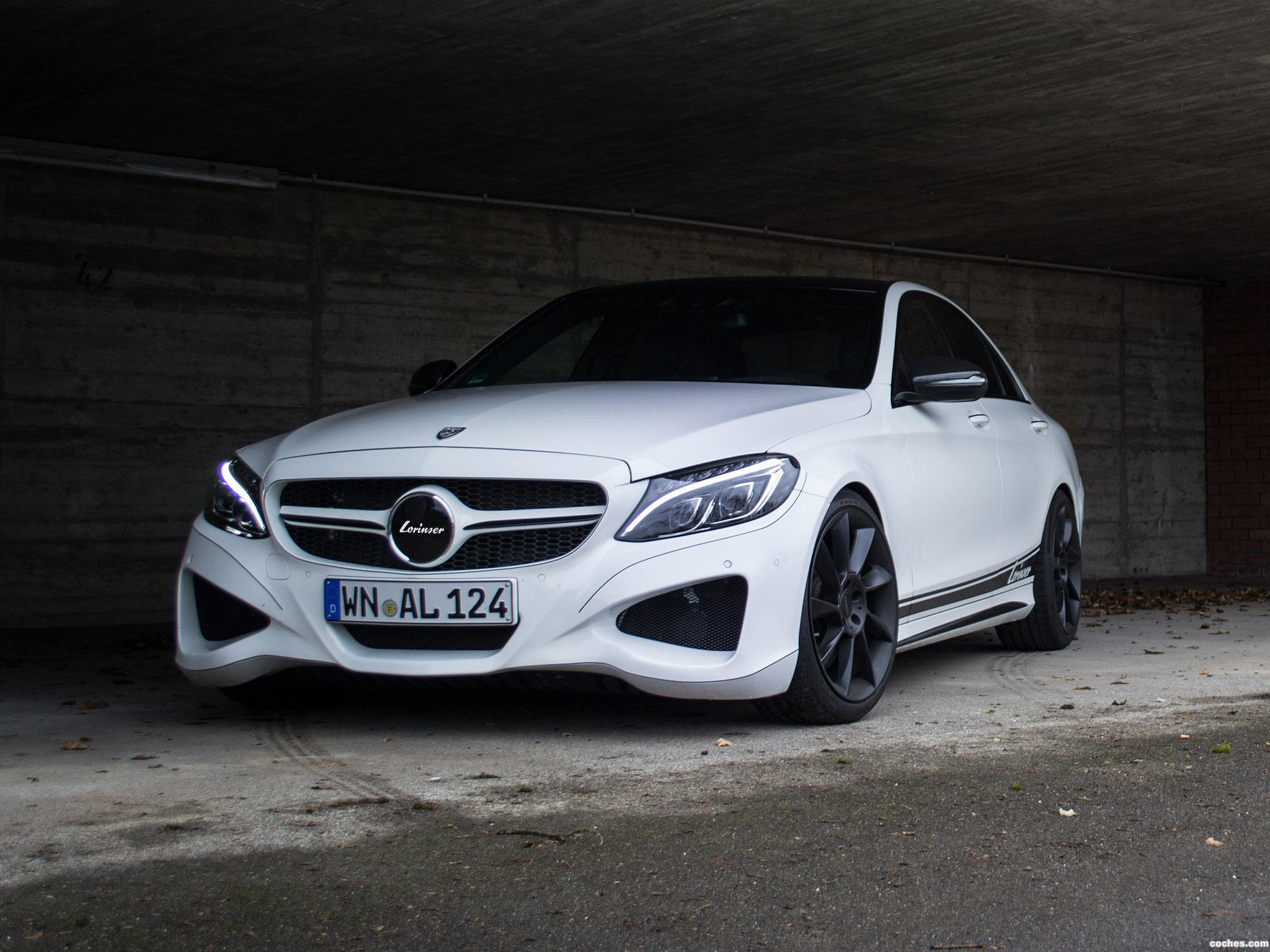 Foto 0 de Lorinser Mercedes Clase C 450 AMG Sport W205 2015