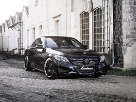 Fotos de Lorinser Mercedes Clase C W205 2014
