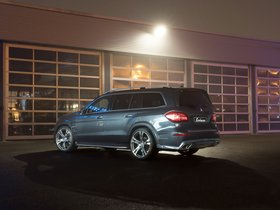 Ver foto 2 de Mercedes Clase GLS by Lorinser (X166) 2017
