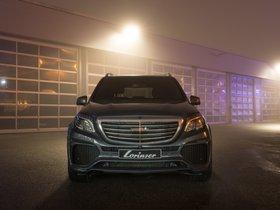 Ver foto 1 de Mercedes Clase GLS by Lorinser (X166) 2017