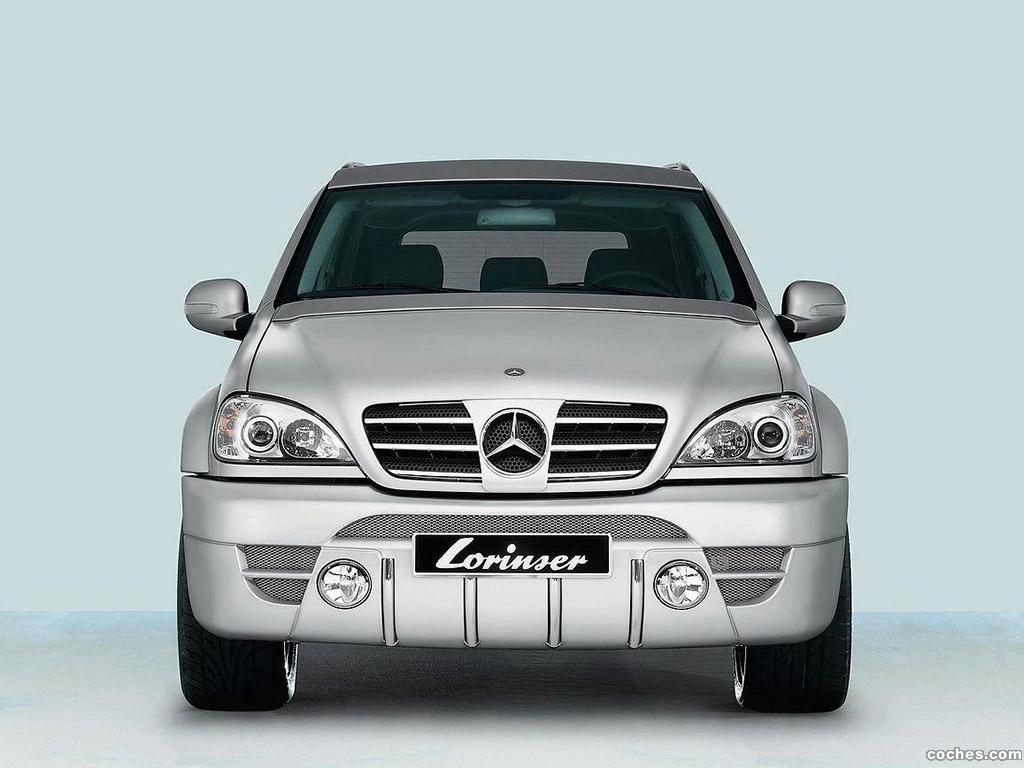 Foto 0 de Lorinser Mercedes Clase M 2001