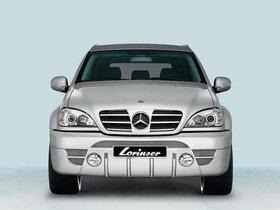Ver foto 1 de Lorinser Mercedes Clase M 2001