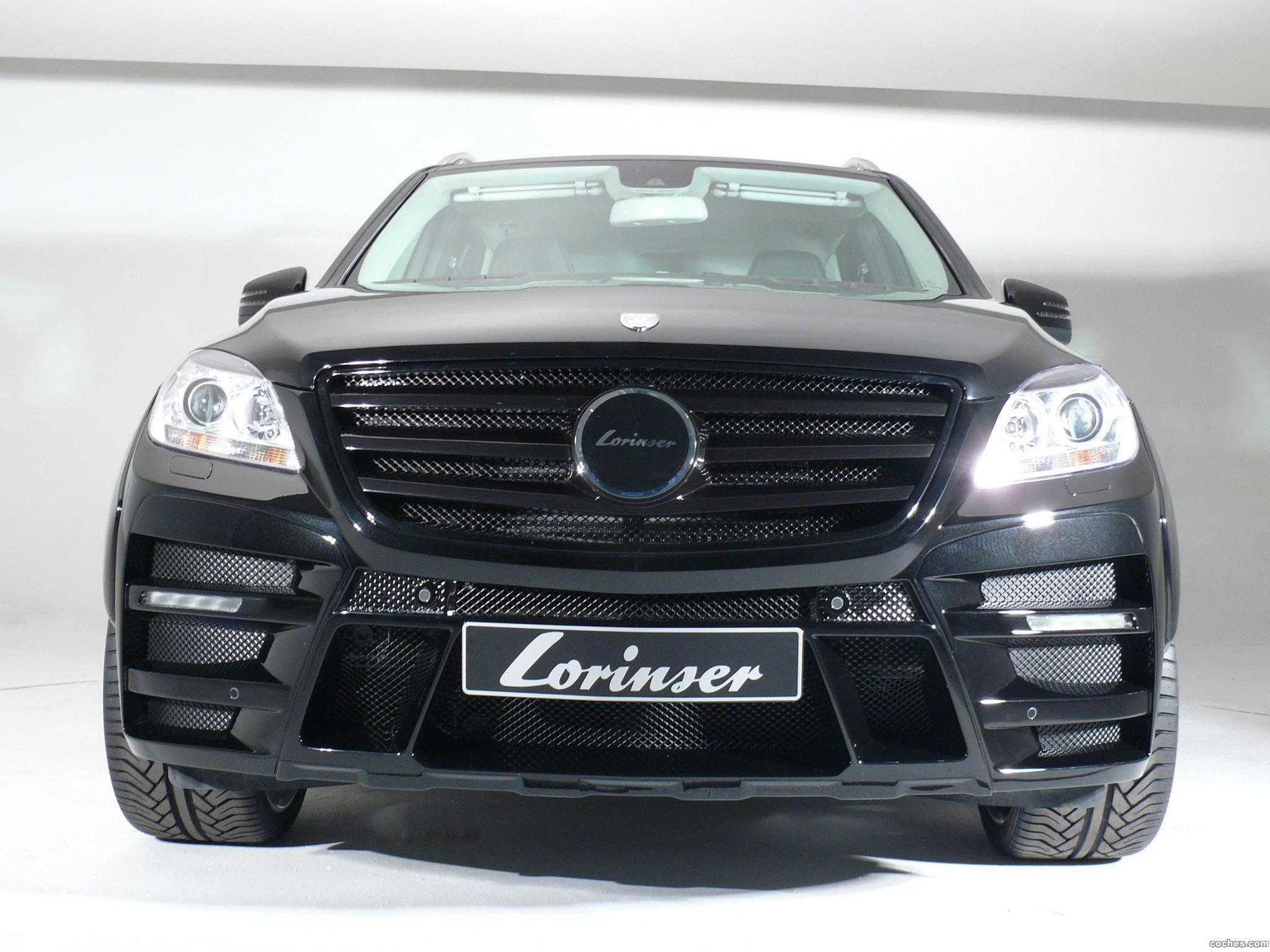 Foto 0 de Lorinser Mercedes Clase ML W166 2012