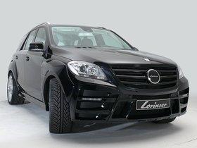 Ver foto 5 de Lorinser Mercedes Clase ML W166 2012