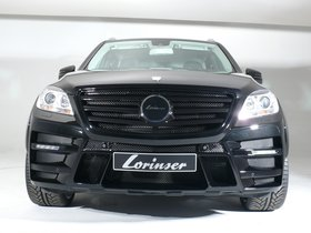 Fotos de Lorinser Mercedes Clase ML W166 2012