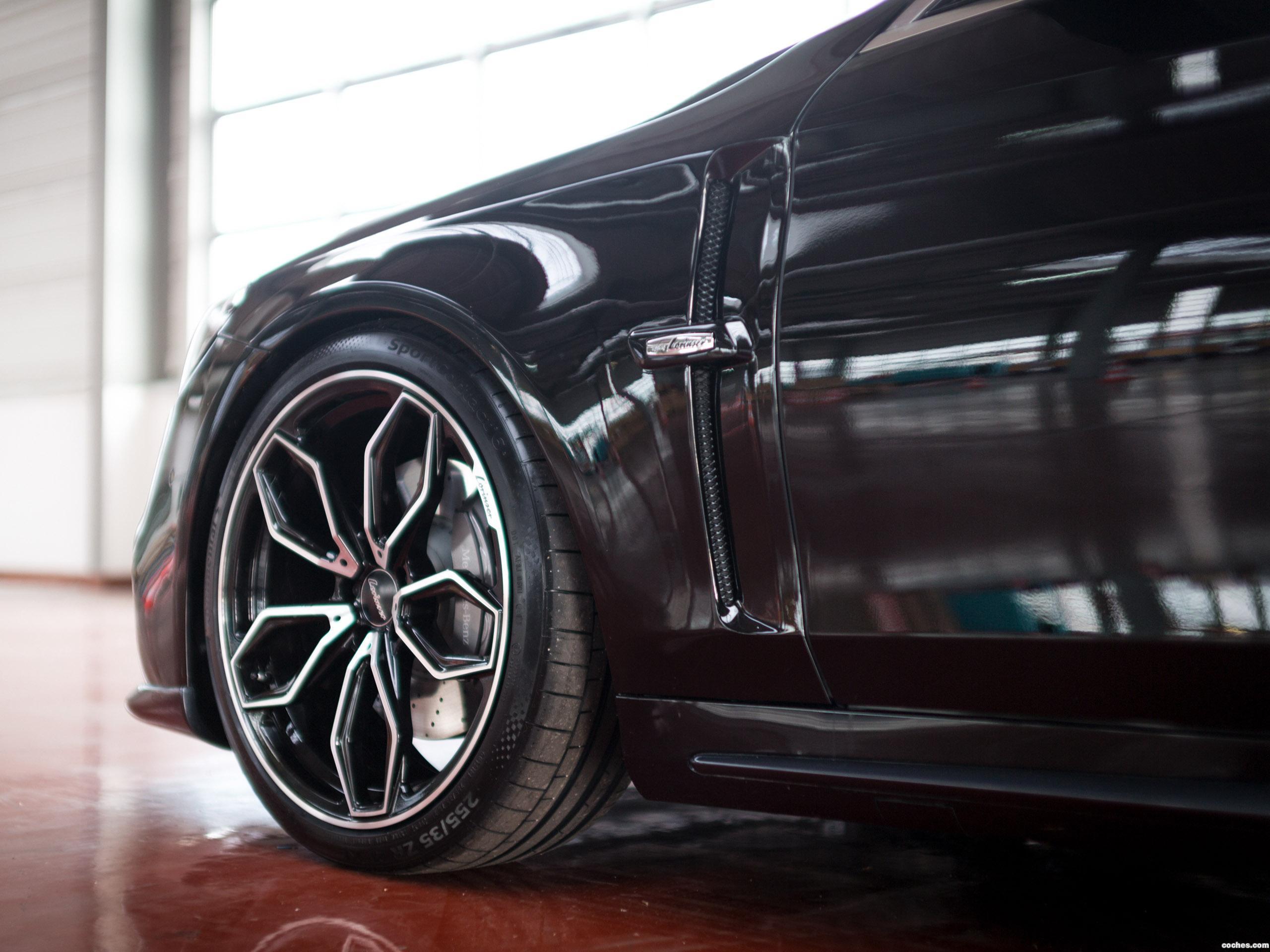 Foto 9 de Mercedes Clase S by Lorinser (W222) 2017