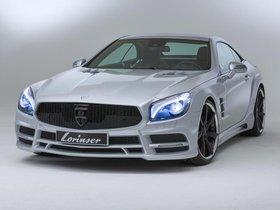 Ver foto 7 de Lorinser Mercedes SL500 Aero Package 2012