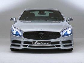 Ver foto 6 de Lorinser Mercedes SL500 Aero Package 2012