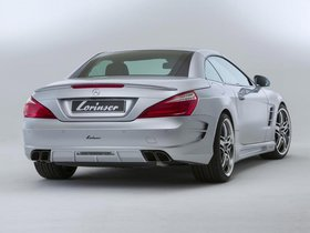 Ver foto 4 de Lorinser Mercedes SL500 Aero Package 2012