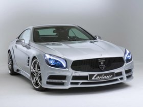 Ver foto 1 de Lorinser Mercedes SL500 Aero Package 2012