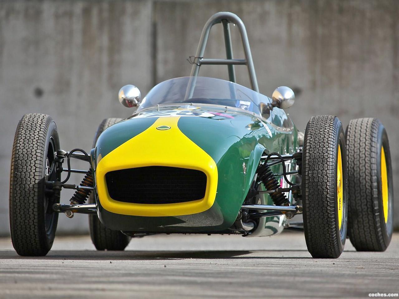 Foto 0 de Lotus 18 1960
