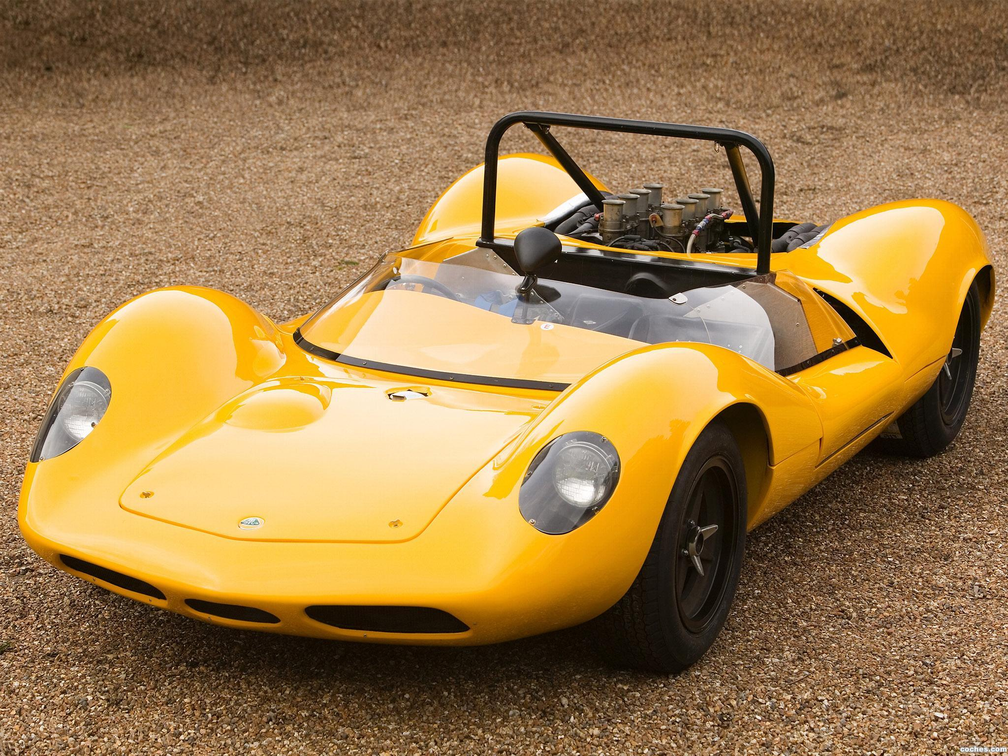 Foto 0 de Lotus 30 1964