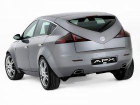 Ver foto 3 de Lotus APX Concept 2006