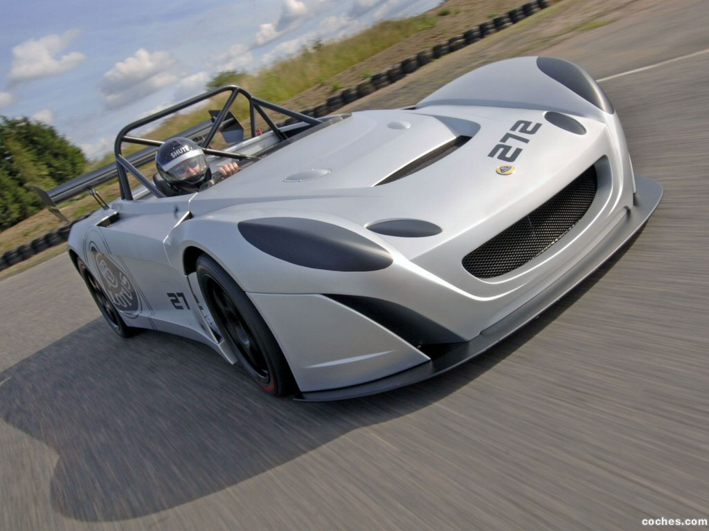 Foto 0 de Lotus Circuit Car Concept 2006