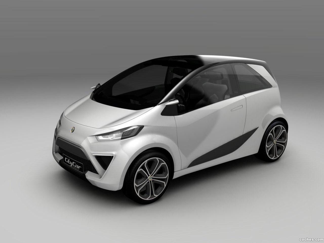 Foto 0 de Lotus City Car Concept 2010