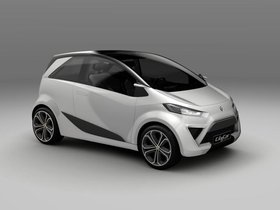 Ver foto 2 de Lotus City Car Concept 2010