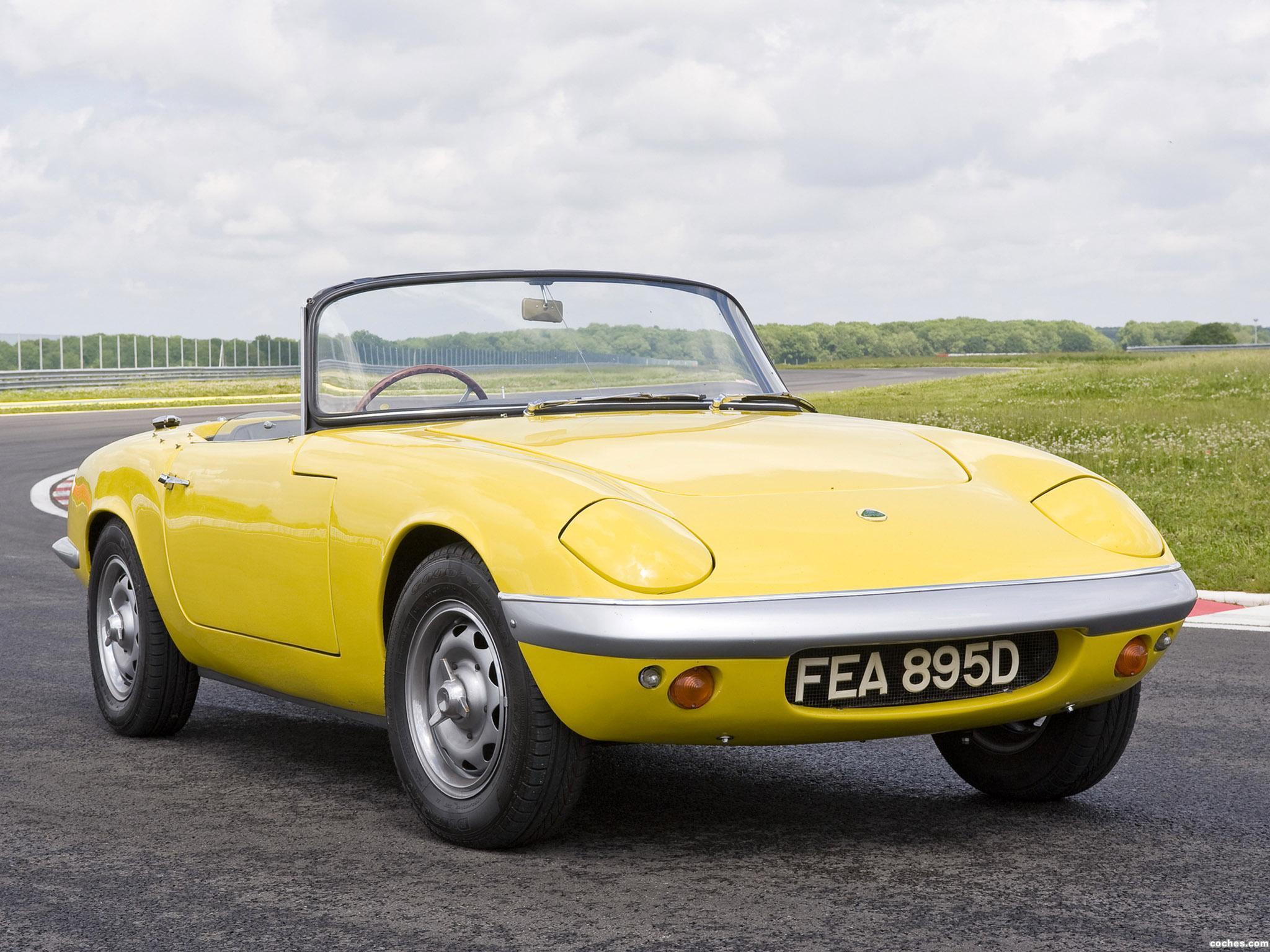 Foto 0 de Lotus Elan Type-26 1962