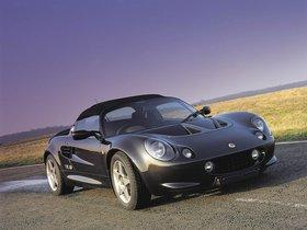 Ver foto 1 de Lotus Elise 160 Sport 2000