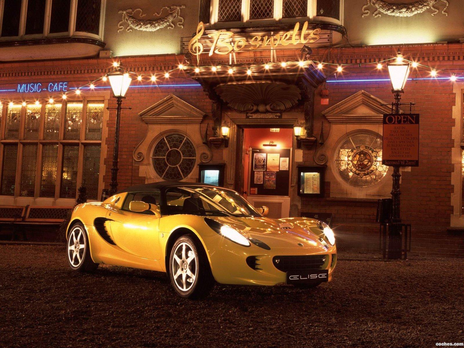 Foto 0 de Lotus Elise 2001