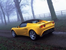 Ver foto 2 de Lotus Elise 2001