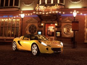 Fotos de Lotus Elise 2001