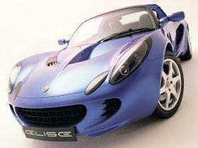 Ver foto 13 de Lotus Elise 2001