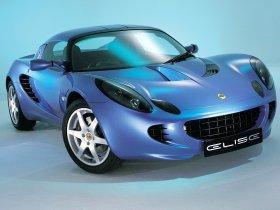 Ver foto 11 de Lotus Elise 2001