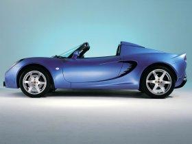 Ver foto 9 de Lotus Elise 2001