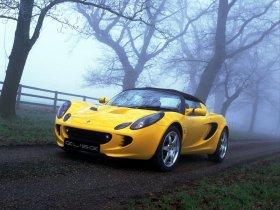 Ver foto 6 de Lotus Elise 2001